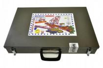 Stavebnica MERKUR Maxi Banské bager 2627ks v kufri