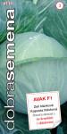Dobrá semena Zelí kruhárenské - Avak F1 30s