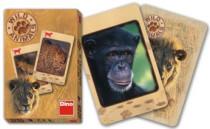 Wild Animals-karty Černý Petr
