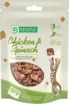 Nature 'Protection Cat Snack kuracie kocky + špenát 80 g