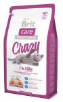 Brit Care Cat Crazy I am Kitten 7 kg - VÝPREDAJ