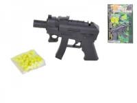 Pistole na kuličky 12cm + kuličky