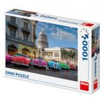 Dino puzzle Veteráni na Kube 1000 dílků