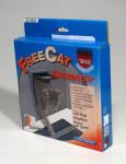 Dvierka mačka plast Šedá 2P Freecat Classic Trixie 1ks