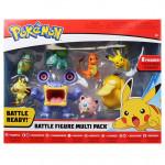 Pokémon figurky Pikachu multipack (8-Pack)