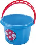 Detský kýblik plastový modrý Stocker