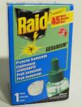Raid náhradná tekutá náplň s vôňou 45nocí