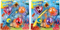Rybárčenie 3 ryby bacuľaté