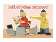 Blahopřání PAM PC EXPERT otevírací, A5