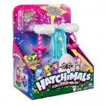 Hatchimals svietiace vodopád