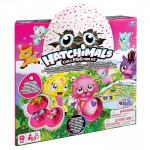 Hatchimals dobrodružná hra so 4 exkluzívnymi zvieratkami