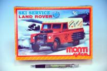 Stavebnica Monti 40 Ski Service - Land Rover