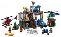 Lego City 60174 Horská policajnej stanice