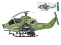 Vojenský vrtulník 37 cm na setrvačník