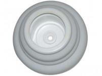 záves nástenný s krytom plastový, bi 1022.01