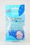 Zub.kartáček medzizubné TePe 0,6mm modrý 8ks