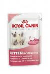 Royal canin Kom.  Feline Kitten Inst kaps ve šťávě 85g