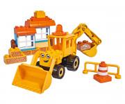 PlayBig Bloxx Bořek Béďa žltý bager