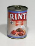 Rinti PUR dog konz. Junior - hovězí 400 g