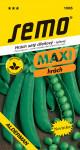 Semo Hrach záhradný - Alderman kolíkový neskorý 30g - séria Maxi