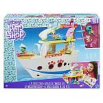 Littlest Pet Shop Hrací set - výletní loď se 3 zvířátky