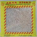Piesok akvarijné Akva č.5 - béžový jemný 3 kg