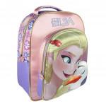 Školský batoh 3D Ľadové kráľovstvo