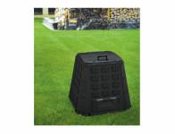 kompostér 400/420l EVOGREEN ČER (S411)