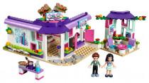 Lego Friends 41336 Emma a umelecká kaviareň