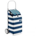 taška nákupní ITALO 52l, nosnost 30kg MO/BÍ
