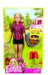 Barbie panenka u táboráku - mix variant či barev