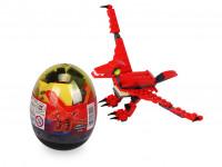 Stavebnica wang - Dinosaur vo vajci (Pterosauria - červený)