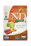 N & D GF Pumpkin CAT Venison & Apple 300g