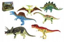 Dinosaurus hýbajúce sa plast 18cm - mix variantov či farieb