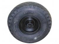 koleso k rudlíky 260 / 20mm JL nafukovať. kov. disk