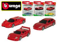 Bburago 1:72 Ferrari Race & Play - mix variantov či farieb