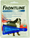 Frontline spot-on dog XL auv sol 1 x 4,02 ml