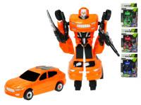 Robot / auto 19 cm - mix variantov či farieb