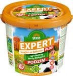 Hnojivo trávníkové - Expert podzim Plus 10 kg kbelík