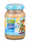 Detská výživa HELLO Banán 190g