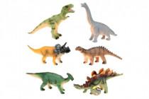 Dinosaurus plast 35cm - mix variantov či farieb