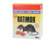 Rodenticid RATIMOR měkká návnada 250g
