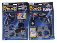 Policajné set s doplnkami