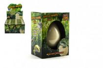 Vajcia liahnuce a rastúce zvieratko plaz v krabičke 8x10cm
