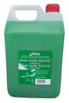 Mydlo tekuté Florea zelené 5l