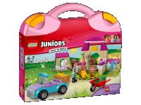 LEGO Juniors Mia a kufřík na farmu
