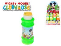 Bublifuk Mickey Mouse ClubHouse 175 ml 14 cm - mix barev