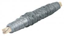 Drát vázací - pozinkovaný stříbrný 0,65 mm x 100 g