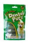 Pochúťka dentálnej DENTA-PURE 8cm 5ks