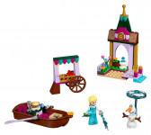 Lego Princezné 41155 Elsa a dobrodružstvo na trhu